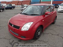 Used 2007 SUZUKI SWIFT BG811340 for Sale for Sale