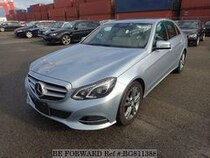Used 2014 MERCEDES-BENZ E-CLASS BG811388 for Sale for Sale