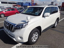 Used 2016 TOYOTA LAND CRUISER PRADO BG811524 for Sale for Sale