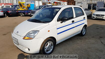 Used 2007 DAEWOO (CHEVROLET) MATIZ (SPARK) BG814182 for Sale for Sale
