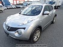Used 2010 NISSAN JUKE BG814767 for Sale for Sale