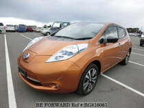 Used 2016 NISSAN LEAF BG816061 for Sale for Sale