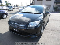 Used 2008 TOYOTA COROLLA FIELDER BG814666 for Sale for Sale