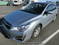 Used 2015 SUBARU IMPREZA SPORTS BG816634 for Sale for Sale