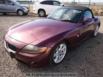 Used 2005 BMW Z4 BG816620 for Sale for Sale