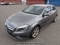 Used 2014 MERCEDES-BENZ A-CLASS BG816429 for Sale for Sale