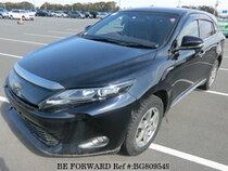 Used 2015 TOYOTA HARRIER HYBRID BG809549 for Sale for Sale