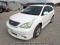 Used 2004 TOYOTA HARRIER BG812865 for Sale for Sale