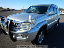 Used 2005 TOYOTA LAND CRUISER PRADO BG814343 for Sale for Sale
