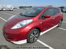 Used 2017 NISSAN LEAF BG816064 for Sale for Sale