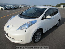 Used 2013 NISSAN LEAF BG816065 for Sale for Sale