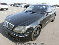Used 2000 MERCEDES-BENZ S-CLASS BG816688 for Sale for Sale