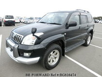 Used 2005 TOYOTA LAND CRUISER PRADO BG816474 for Sale for Sale