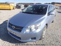 Used 2008 TOYOTA COROLLA FIELDER BG818262 for Sale for Sale