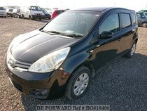 Used 2008 NISSAN NOTE BG818409 for Sale for Sale