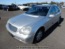 Used 2003 MERCEDES-BENZ C-CLASS BG818828 for Sale for Sale