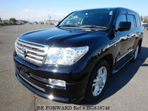 Used 2011 TOYOTA LAND CRUISER BG818746 for Sale for Sale