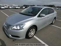 Used 2013 NISSAN SYLPHY BG821390 for Sale for Sale