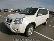 Used 2012 NISSAN X-TRAIL BG820080 for Sale for Sale