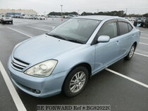 Used 2005 TOYOTA ALLION BG820220 for Sale for Sale