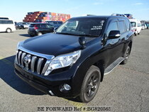 Used 2014 TOYOTA LAND CRUISER PRADO BG820565 for Sale for Sale