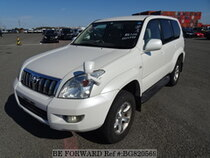 Used 2003 TOYOTA LAND CRUISER PRADO BG820569 for Sale for Sale