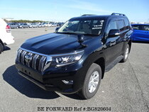 Used 2019 TOYOTA LAND CRUISER PRADO BG820604 for Sale for Sale