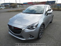 Used 2015 MAZDA DEMIO BG820553 for Sale for Sale