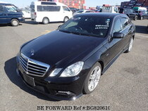 Used 2011 MERCEDES-BENZ E-CLASS BG820610 for Sale for Sale