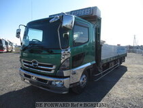 Used 2010 HINO RANGER BG821353 for Sale for Sale
