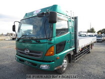 Used 2005 HINO RANGER BG821347 for Sale for Sale