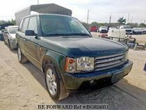 Used 2003 LAND ROVER RANGE ROVER BG824051 for Sale for Sale