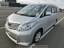 Used 2008 TOYOTA ALPHARD BG824423 for Sale for Sale
