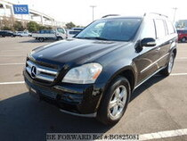 Used 2011 MERCEDES-BENZ GL-CLASS BG825081 for Sale for Sale
