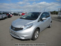 Used 2015 NISSAN NOTE BG824352 for Sale for Sale