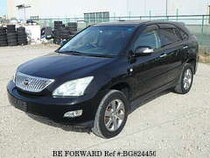 Used 2007 TOYOTA HARRIER BG824450 for Sale for Sale