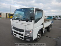 Used 2014 MITSUBISHI CANTER BG824363 for Sale for Sale