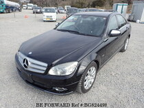 Used 2008 MERCEDES-BENZ C-CLASS BG824498 for Sale for Sale