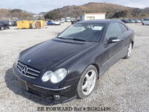 Used 2006 MERCEDES-BENZ CLK-CLASS BG824499 for Sale for Sale
