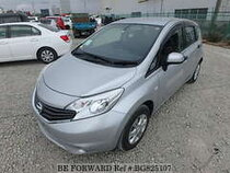 Used 2015 NISSAN NOTE BG825107 for Sale for Sale