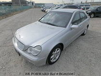 Used 2000 MERCEDES-BENZ C-CLASS BG825087 for Sale for Sale