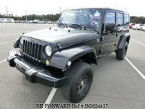 Used 2010 JEEP WRANGLER BG824417 for Sale for Sale