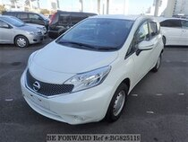 Used 2015 NISSAN NOTE BG825119 for Sale for Sale