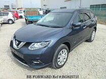 Used 2016 NISSAN X-TRAIL BG825715 for Sale for Sale