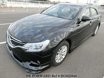Used 2012 TOYOTA MARK X BG825640 for Sale for Sale