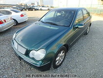 Used 2000 MERCEDES-BENZ C-CLASS BG827118 for Sale for Sale