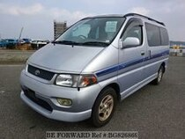 Used 1997 TOYOTA REGIUS WAGON BG826869 for Sale for Sale