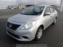 Used 2014 NISSAN LATIO BG826880 for Sale for Sale