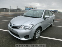 Used 2014 TOYOTA COROLLA AXIO BG827207 for Sale for Sale
