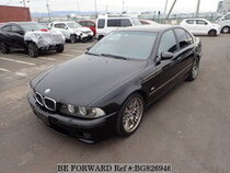 Used 2002 BMW 5 SERIES BG826946 for Sale for Sale